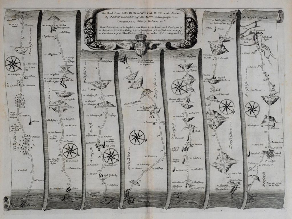 Bidders Map Auction