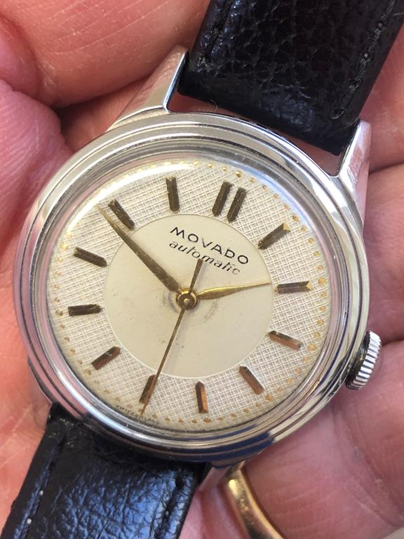 1954 FIFA World Cup Watch at Auction