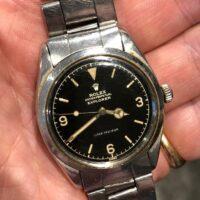 Rare Rolex Forgotten About